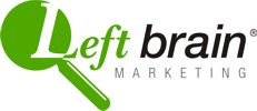 Left Brain Marketing, Inc. Logo